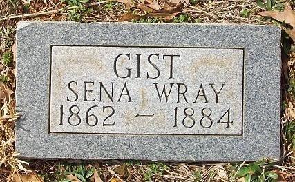 GIST, SENA - Clinton County, Kentucky | SENA GIST - Kentucky Gravestone Photos