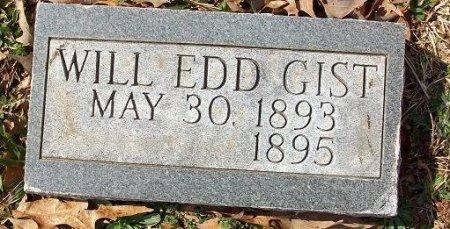 GIST, WILL EDD - Clinton County, Kentucky | WILL EDD GIST - Kentucky Gravestone Photos
