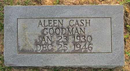 GOODMAN, ALICE ALEEN - Clinton County, Kentucky | ALICE ALEEN GOODMAN - Kentucky Gravestone Photos