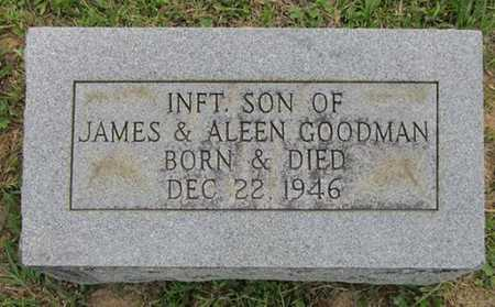 GOODMAN, INFANT SON - Clinton County, Kentucky | INFANT SON GOODMAN - Kentucky Gravestone Photos