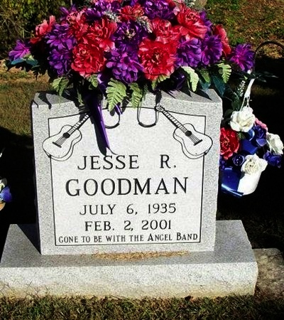 GOODMAN, JESSE RAY - Clinton County, Kentucky   JESSE RAY GOODMAN - Kentucky Gravestone Photos
