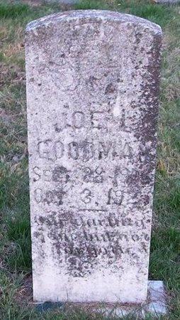 GOODMAN, JOSEPH L - Clinton County, Kentucky   JOSEPH L GOODMAN - Kentucky Gravestone Photos