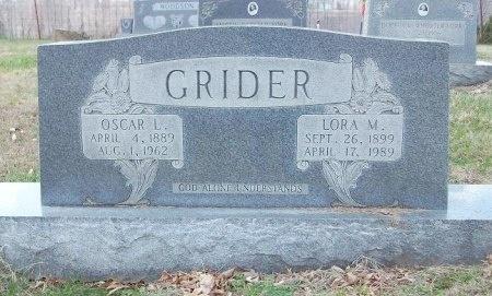 GRIDER, OSCAR LITTLETON - Clinton County, Kentucky | OSCAR LITTLETON GRIDER - Kentucky Gravestone Photos