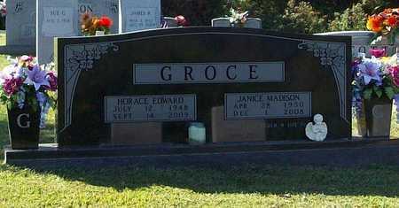 GROCE, HORACE EDWARD - Clinton County, Kentucky | HORACE EDWARD GROCE - Kentucky Gravestone Photos