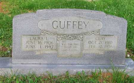 GUFFEY, LAURA L - Clinton County, Kentucky | LAURA L GUFFEY - Kentucky Gravestone Photos