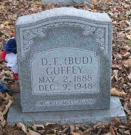 GUFFEY, D F (BUD) - Clinton County, Kentucky | D F (BUD) GUFFEY - Kentucky Gravestone Photos