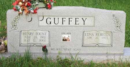 GUFFEY, HENRY FOUNT - Clinton County, Kentucky   HENRY FOUNT GUFFEY - Kentucky Gravestone Photos
