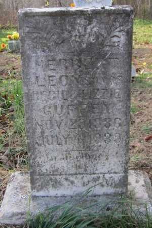 GUFFEY, HERBERT LEON - Clinton County, Kentucky | HERBERT LEON GUFFEY - Kentucky Gravestone Photos