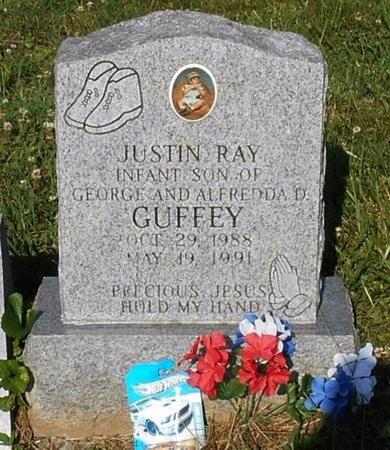 GUFFEY, JUSTIN RAY - Clinton County, Kentucky | JUSTIN RAY GUFFEY - Kentucky Gravestone Photos