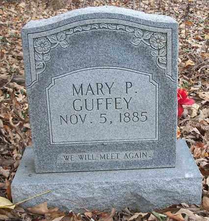 GUFFEY, MARY P - Clinton County, Kentucky | MARY P GUFFEY - Kentucky Gravestone Photos