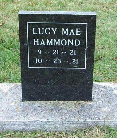 HAMMOND, LUCY MAE - Clinton County, Kentucky | LUCY MAE HAMMOND - Kentucky Gravestone Photos