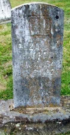 HARBER, ELZA M - Clinton County, Kentucky | ELZA M HARBER - Kentucky Gravestone Photos