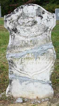 HARBER, ELBERT - Clinton County, Kentucky | ELBERT HARBER - Kentucky Gravestone Photos