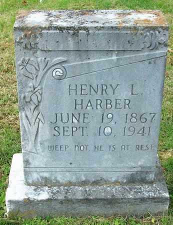 HARBER, HENRY LOREN - Clinton County, Kentucky   HENRY LOREN HARBER - Kentucky Gravestone Photos