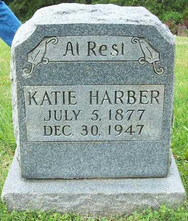 CROSS HARBER, KATIE - Clinton County, Kentucky   KATIE CROSS HARBER - Kentucky Gravestone Photos