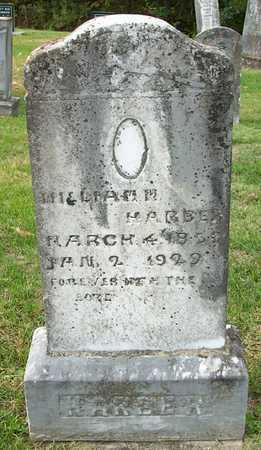 HARBER, WILLIAM M - Clinton County, Kentucky | WILLIAM M HARBER - Kentucky Gravestone Photos