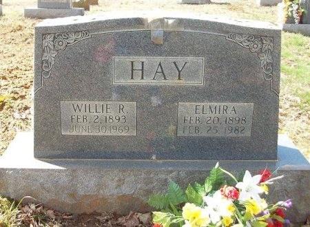 HAY, WILLIE R - Clinton County, Kentucky | WILLIE R HAY - Kentucky Gravestone Photos