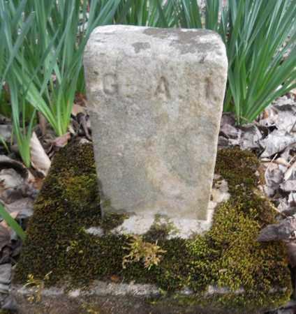 IRWIN, GERTRUDE A - Clinton County, Kentucky   GERTRUDE A IRWIN - Kentucky Gravestone Photos