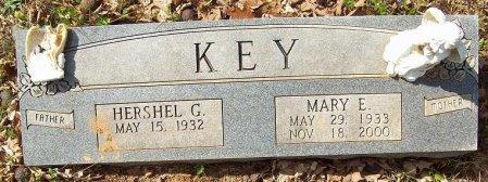 KEY, MARY E - Clinton County, Kentucky | MARY E KEY - Kentucky Gravestone Photos