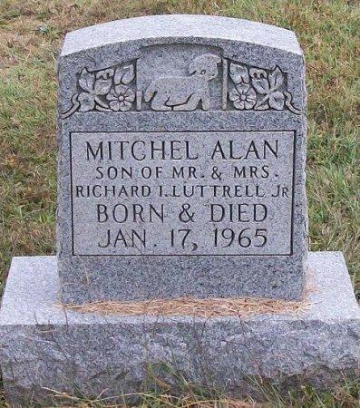 LUTTRELL, MITCHEL ALAN - Clinton County, Kentucky   MITCHEL ALAN LUTTRELL - Kentucky Gravestone Photos