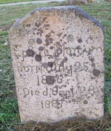 LEVERIDGE MARCUM, EPSEY EMELINE - Clinton County, Kentucky | EPSEY EMELINE LEVERIDGE MARCUM - Kentucky Gravestone Photos