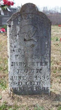 MCWHORTER, WINNIE - Clinton County, Kentucky   WINNIE MCWHORTER - Kentucky Gravestone Photos