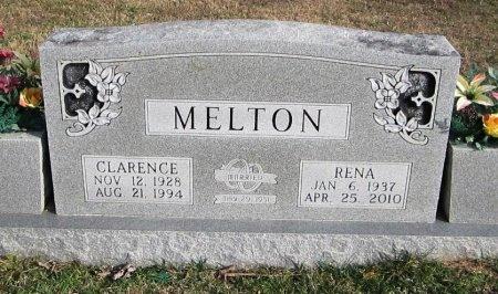 MELTON, RENA - Clinton County, Kentucky | RENA MELTON - Kentucky Gravestone Photos