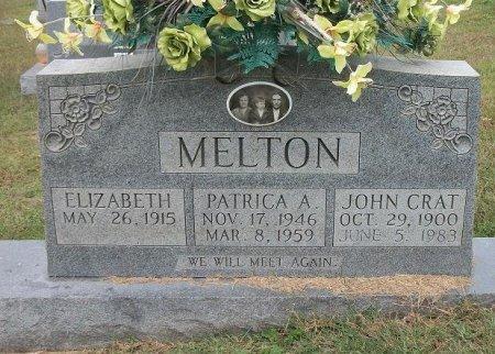 MELTON, JOHN CRAT - Clinton County, Kentucky | JOHN CRAT MELTON - Kentucky Gravestone Photos