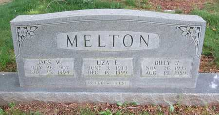 MELTON, JACK W - Clinton County, Kentucky | JACK W MELTON - Kentucky Gravestone Photos