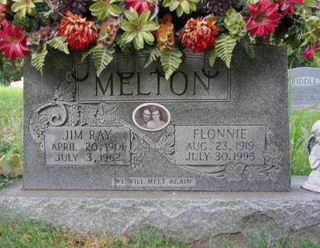 MELTON, FLONNIE - Clinton County, Kentucky   FLONNIE MELTON - Kentucky Gravestone Photos