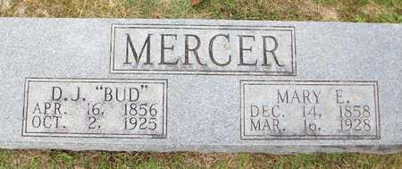 SMITH MERCER, MARY E - Clinton County, Kentucky   MARY E SMITH MERCER - Kentucky Gravestone Photos