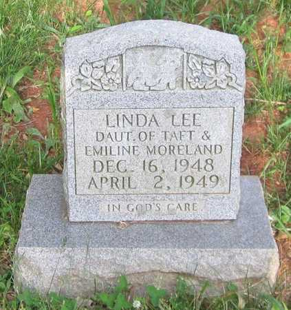 MORELAND, LINDA LEE - Clinton County, Kentucky | LINDA LEE MORELAND - Kentucky Gravestone Photos
