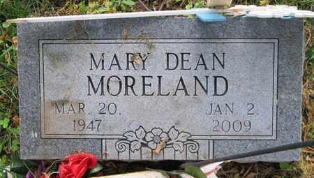 MORELAND, MARY DEAN - Clinton County, Kentucky | MARY DEAN MORELAND - Kentucky Gravestone Photos