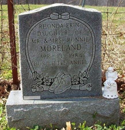 MORELAND, RHONDA ERIN - Clinton County, Kentucky   RHONDA ERIN MORELAND - Kentucky Gravestone Photos
