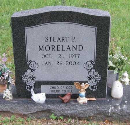 MORELAND, STUART P - Clinton County, Kentucky   STUART P MORELAND - Kentucky Gravestone Photos