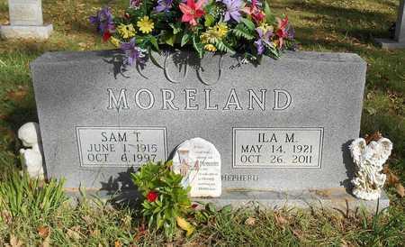 MORELAND, SAM T - Clinton County, Kentucky | SAM T MORELAND - Kentucky Gravestone Photos