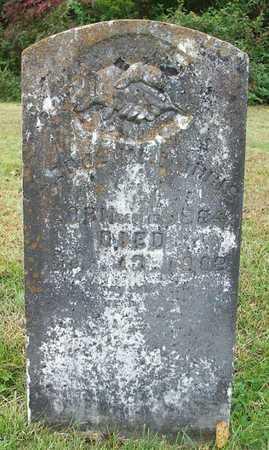 NORRIS, ZEBULON CARTER - Clinton County, Kentucky | ZEBULON CARTER NORRIS - Kentucky Gravestone Photos