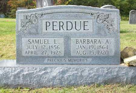 MADISON PERDUE, BARBARA A - Clinton County, Kentucky | BARBARA A MADISON PERDUE - Kentucky Gravestone Photos