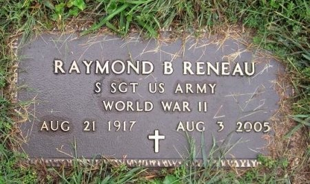 RENEAU (VETERAN WW2), RAYMOND BOHRING  - Clinton County, Kentucky   RAYMOND BOHRING  RENEAU (VETERAN WW2) - Kentucky Gravestone Photos