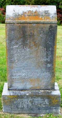 HUFF RODGERS, MAGGIE LEE - Clinton County, Kentucky | MAGGIE LEE HUFF RODGERS - Kentucky Gravestone Photos