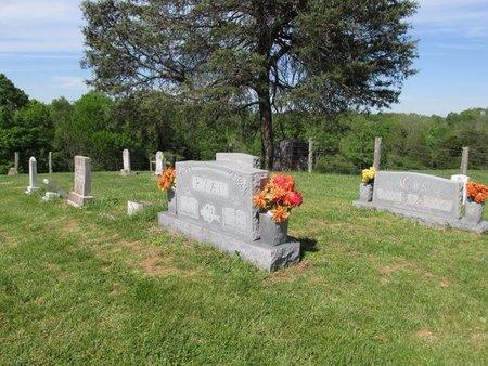 RYAN CEMETERY, VIEW 1 - Clinton County, Kentucky | VIEW 1 RYAN CEMETERY - Kentucky Gravestone Photos
