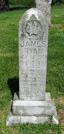 RYAN, JAMES - Clinton County, Kentucky | JAMES RYAN - Kentucky Gravestone Photos