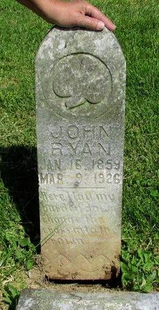 RYAN, JOHN - Clinton County, Kentucky | JOHN RYAN - Kentucky Gravestone Photos