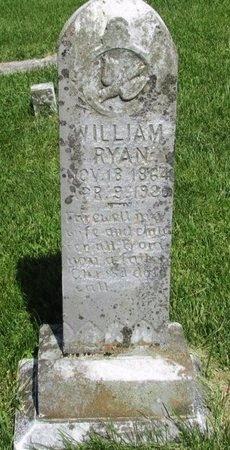 RYAN, WILLIAM - Clinton County, Kentucky | WILLIAM RYAN - Kentucky Gravestone Photos