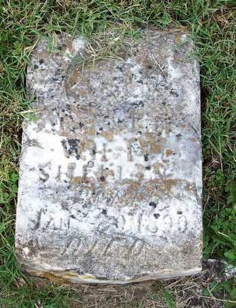SHELLEY, INFANT - Clinton County, Kentucky   INFANT SHELLEY - Kentucky Gravestone Photos