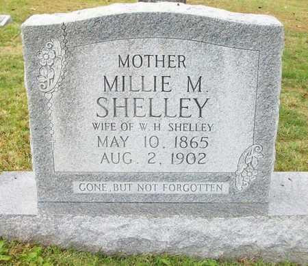 SHELLEY, MILLIE M - Clinton County, Kentucky   MILLIE M SHELLEY - Kentucky Gravestone Photos