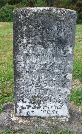 SHELLEY, SARAH EMALINE - Clinton County, Kentucky | SARAH EMALINE SHELLEY - Kentucky Gravestone Photos
