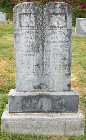 TOMPKINS SMITH, ELIZABETH ELLEN - Clinton County, Kentucky | ELIZABETH ELLEN TOMPKINS SMITH - Kentucky Gravestone Photos