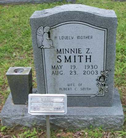 SMITH, MINNIE ZORA - Clinton County, Kentucky | MINNIE ZORA SMITH - Kentucky Gravestone Photos