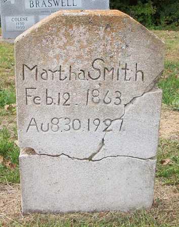 SMITH, MARTHA COLE - Clinton County, Kentucky | MARTHA COLE SMITH - Kentucky Gravestone Photos